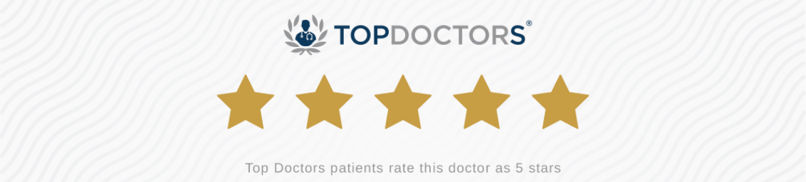 Best Ophthalmic Surgeon in London 5 stars